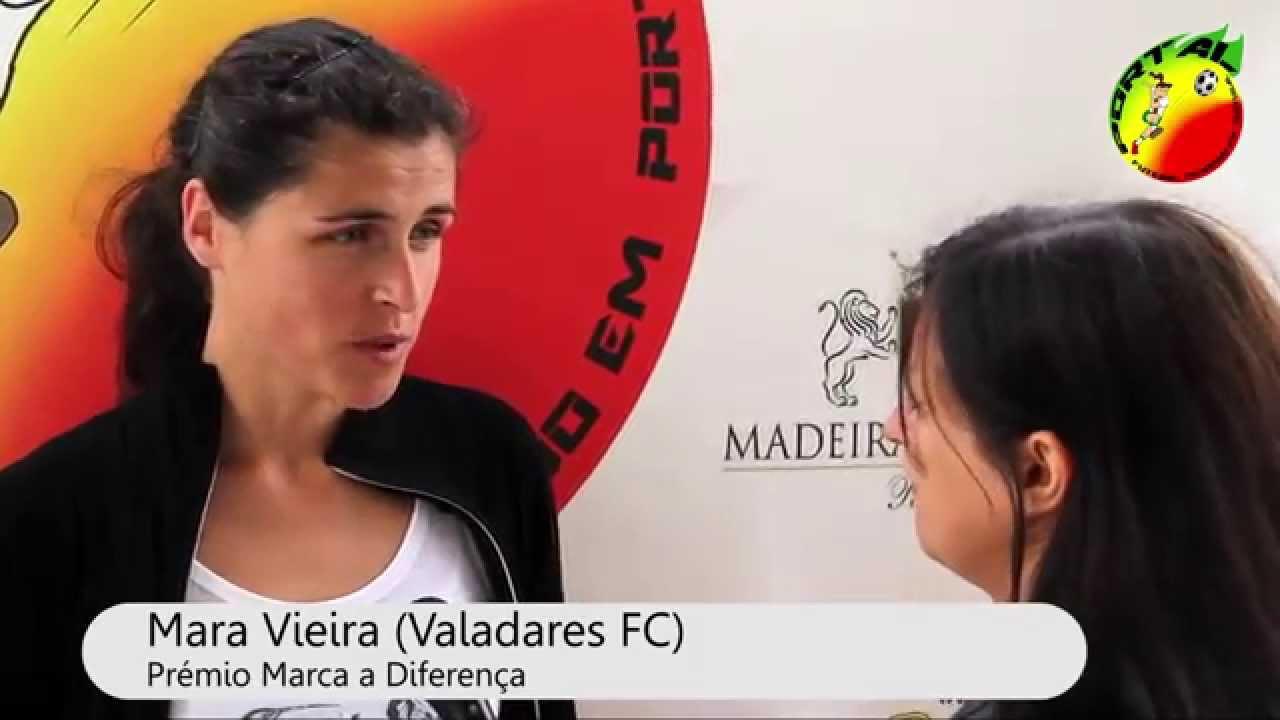 Vídeo: Entrevista a Mara Vieira, Valadares recebe Prémio Marca a Diferença
