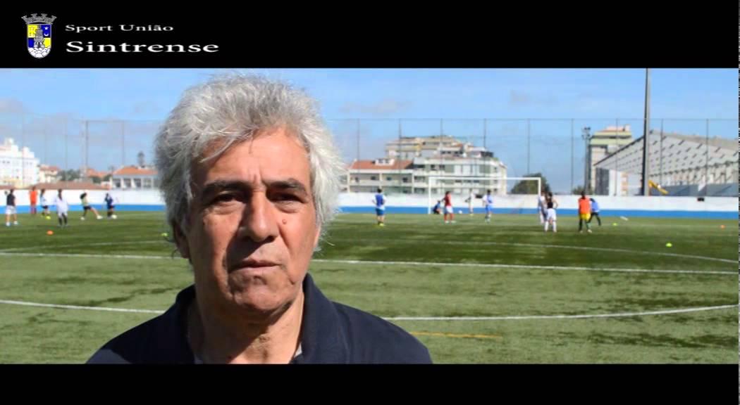 Carlos David, treinador do SU Sintrense, faz uma antevisão da nova época