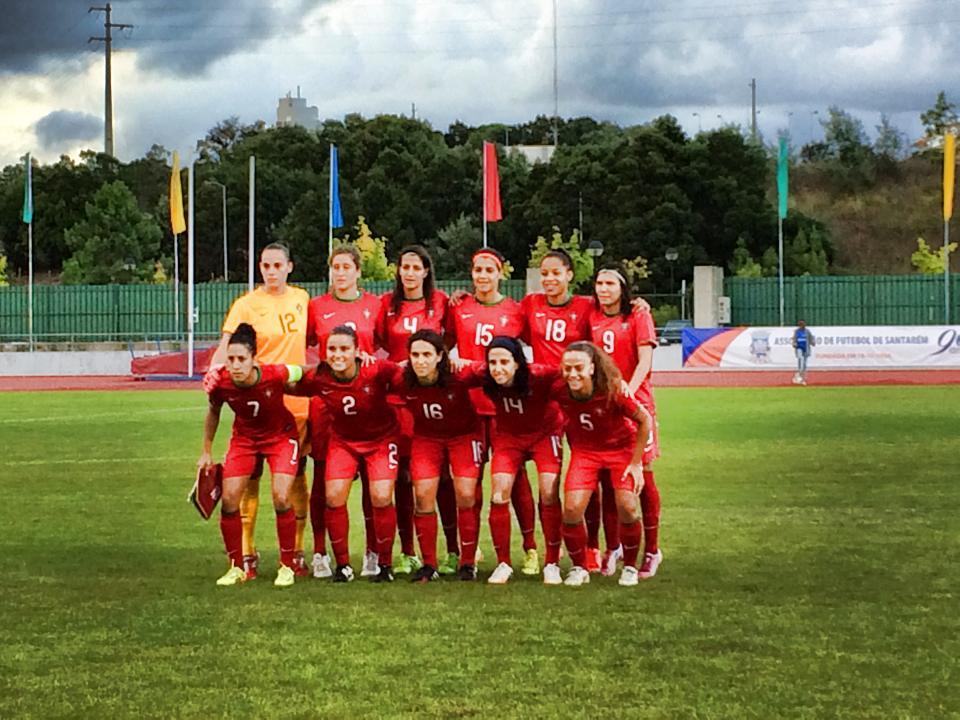 seleção nacional futebol feminino
