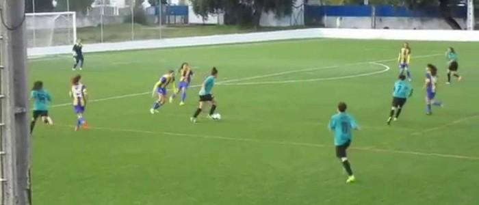 Vídeos: Quintajense FC perde com FC Castrense