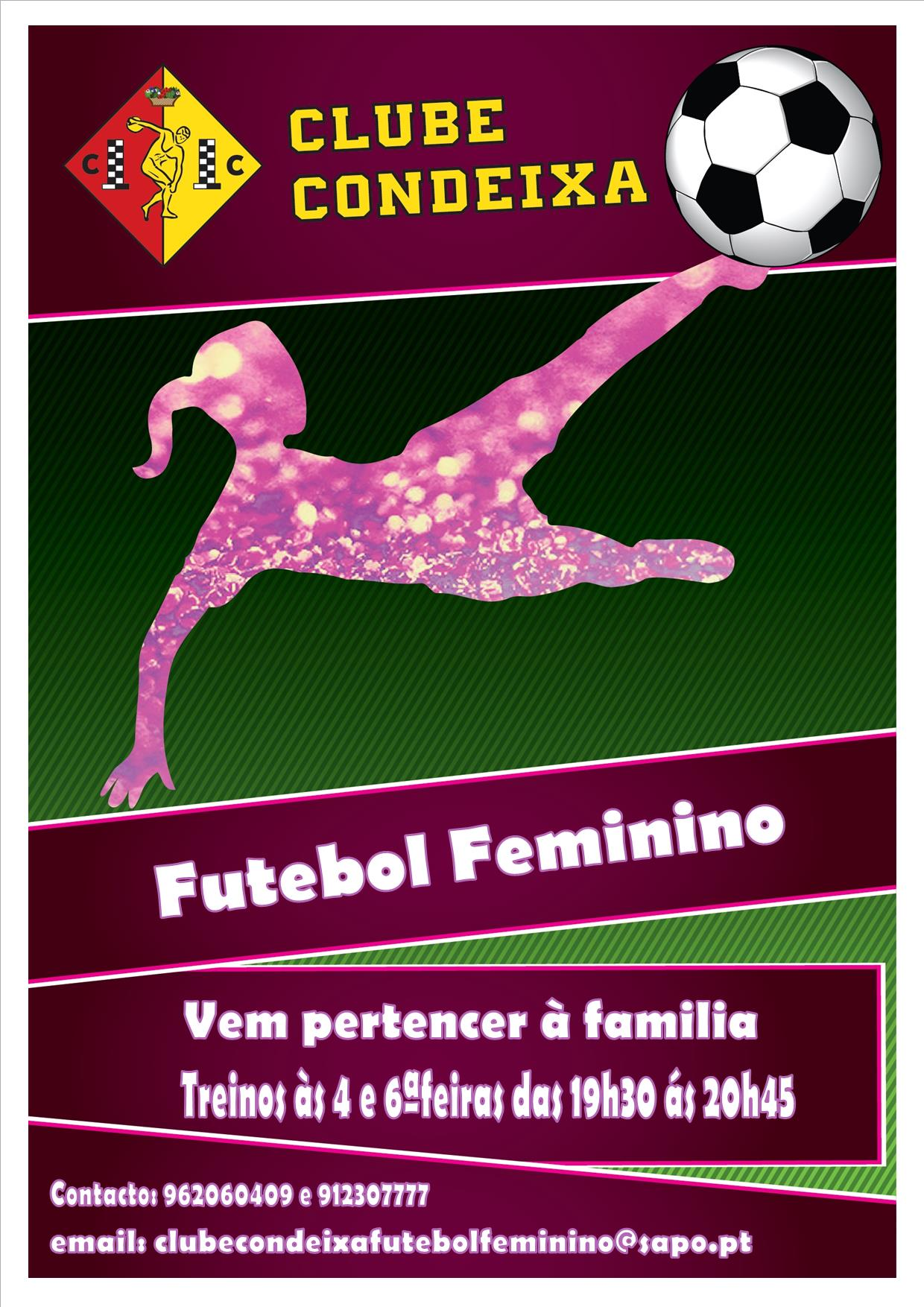Cartaz Feminino
