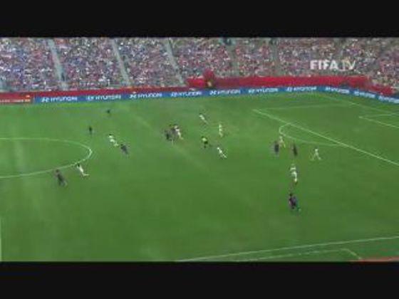 Vídeo: Os sete golos da final do Mundial de futebol feminino