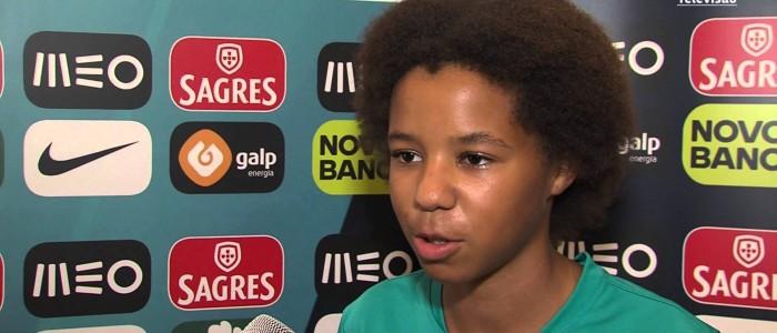 Vídeo: Jovens da Selecção Sub-17 são destacadas