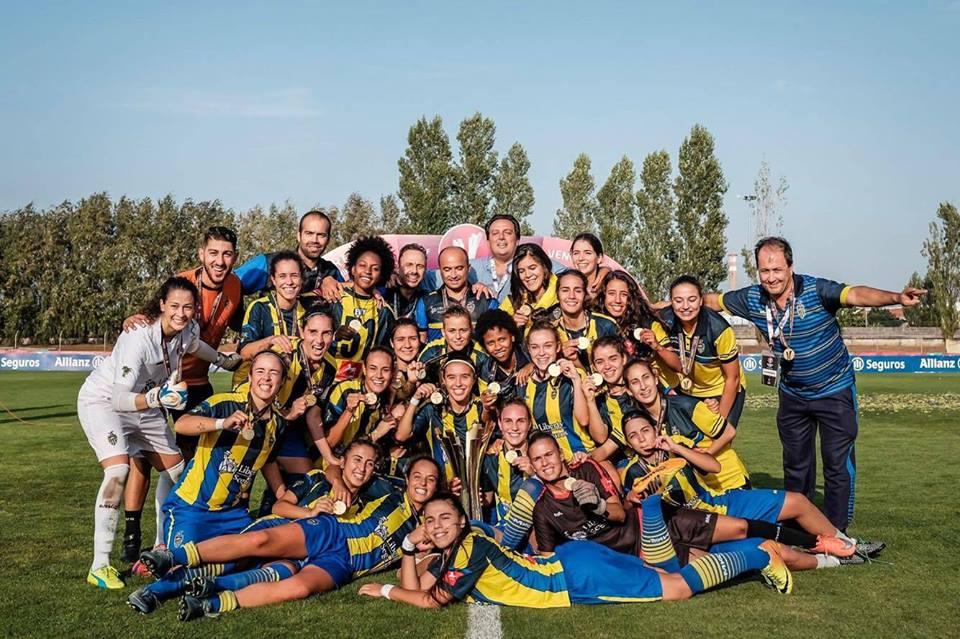 Valadares Gaia FC recebe o Sporting CP no jogo grande da jornada
