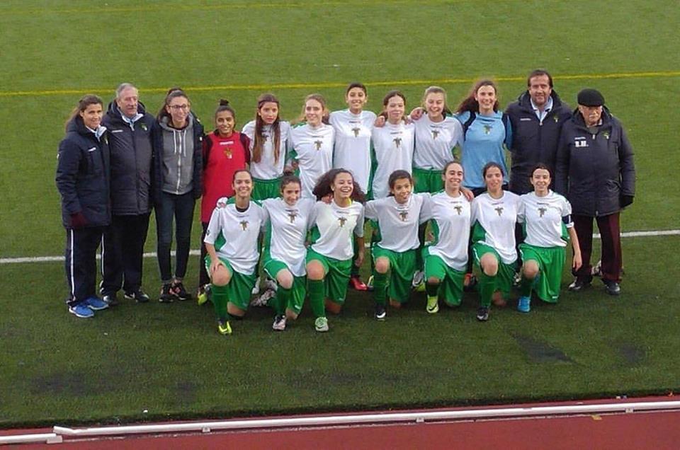 AF Porto disputa a final contra a AF Coimbra