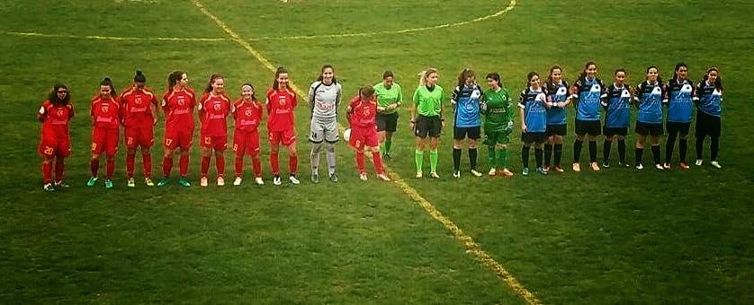 Clube Albergaria venceu o Cesarense por 3-0