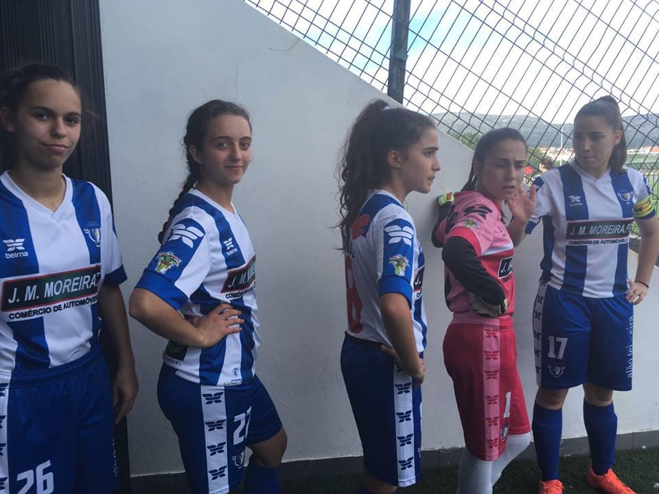 FC Parada goleou AD Lousada por 7-0