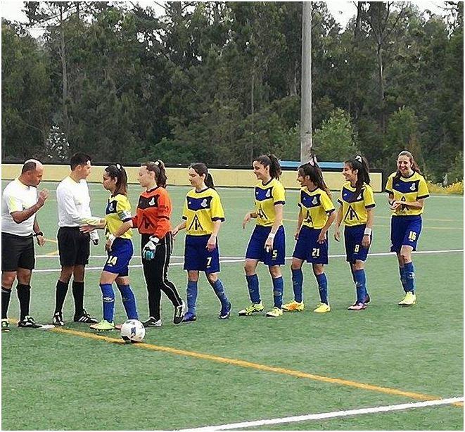 JA Rio Meão venceu por 4-1 a EFF Rui Dolores