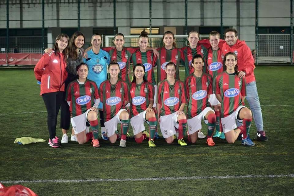 Marítimo da Madeira bateu o GD Apel por 2-1 com 2 golos de Telma Encarnação. O golo do Apel foi apontado por Rossana