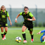 UWCL Qualification Day 2 - Sporting de Portugal - MTK Hungaria FC