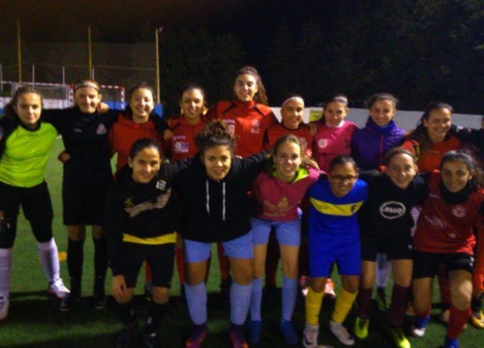 Seleção AF Santarém sub-16 futebol 7