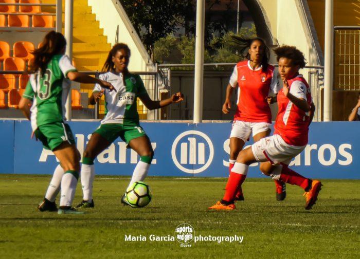 A próxima realidade do futebol feminino nacional – Mª João Xavier, Sindicato dos Jogadores
