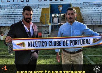 Atlético Clube de Portugal reforçar-se a pensar na próxima época