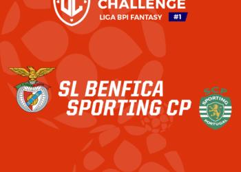Derby Challenge da Liga BPI Fantasy #1: SL Benfica vs Sporting CP