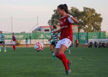 Francisca Cardoso deixa o Braga e ruma à Holanda