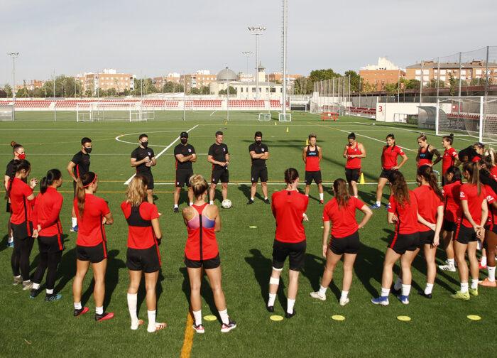 Covid-19 no Atlético de Madrid suspende treinos